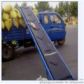 厂家供应矿用带式输送机,大倾角装车皮带机y2