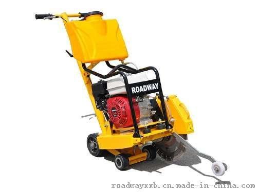 马路切割机 混凝土路面切割机 山东路得威 混凝土机械专业厂家