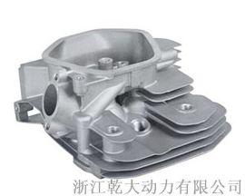 厂家直销188F/GX390发电机缸头品质保证精密铝合金压铸配件