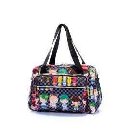 VIVISECRET礼品箱包大容量休闲女士包包韩版出行收纳单肩斜跨包原宿风
