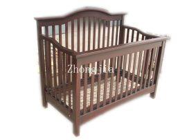 高品质外贸原单实木婴儿床多功能