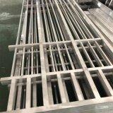 廣東熱轉印木紋鋁窗花 鋁方管焊接窗花專業定製廠家