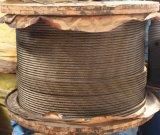 電梯鋼絲繩 電梯曳引鋼絲繩 劍麻芯鋼絲繩 8X19S NF 整卷更優惠