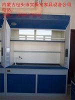 内蒙古包头全钢PP落地通风柜 通风橱 生物安全柜