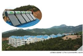 江苏太阳能热水工程,太阳能工程安装