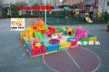 儿童乐园室内游乐设备小型滑梯秋千组合4S区家庭**游乐场淘气堡
