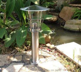 扬州弘旭照明公司销售户外不锈钢草坪灯过道照明灯花园灯