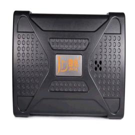 广东厂家直销 劲达8寸塑料PV带高音汽车低音炮 承担OEM订单 汽车音响如何改装