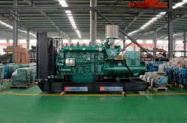 玉柴250千瓦柴油发电机智能型系统测试