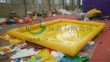 陝西榆林兒童充氣沙池釣魚池整套