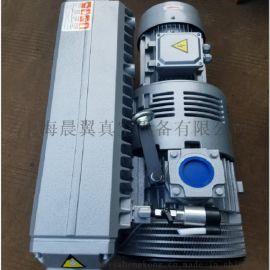 XD-202单级旋片式真空泵4.5KW风冷油泵