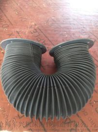 丝杠防护罩圆罩伸缩式圆形护罩圆筒式伸缩防护罩