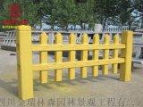 四川水泥欄杆廠家,實木仿木紋欄杆定製廠家