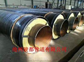 钢套钢岩棉保温直埋管道综合造价低