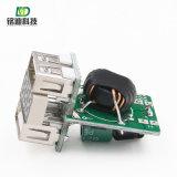 余姚线路板铭迪科技双口USB车载充电器控制板方案