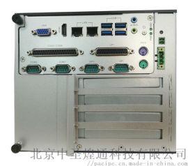 ETC用无风扇工控机,3PCI+1PCIE工控机