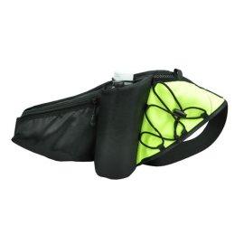 新款超薄尼龍水壺腰包 戶外休閒運動跑步腰包旅遊運動斜跨腰包