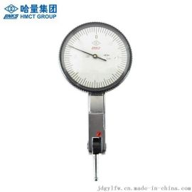 哈量 (LINKS)杠杆百分表804 分度值0.01mm 0-0.8mm