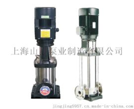 山川QDL轻型不锈钢立式多级泵