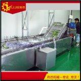厂家直销 蔬菜气泡翻浪清洗机 气泡喷淋清洗机果蔬气泡清洗机设备