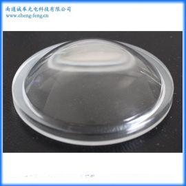 厂家定制LED光学玻璃透镜