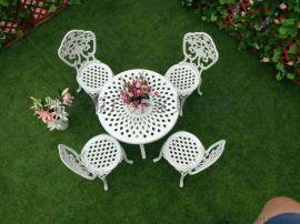 铸铝户外休闲桌椅 花园桌椅 铸铝沙发 铸铝家具批发 定做