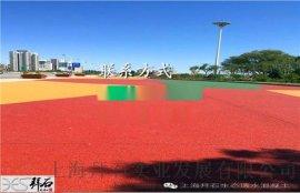 上海长宁广场 透水地坪价格 透水地坪配合比 透水地坪材料
