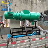 上海固液分离机厂家 奕卿科技 粪便处理