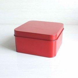 中号正方形磨砂喜糖盒
