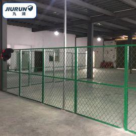 美格网护栏 车间隔离网 框架护栏
