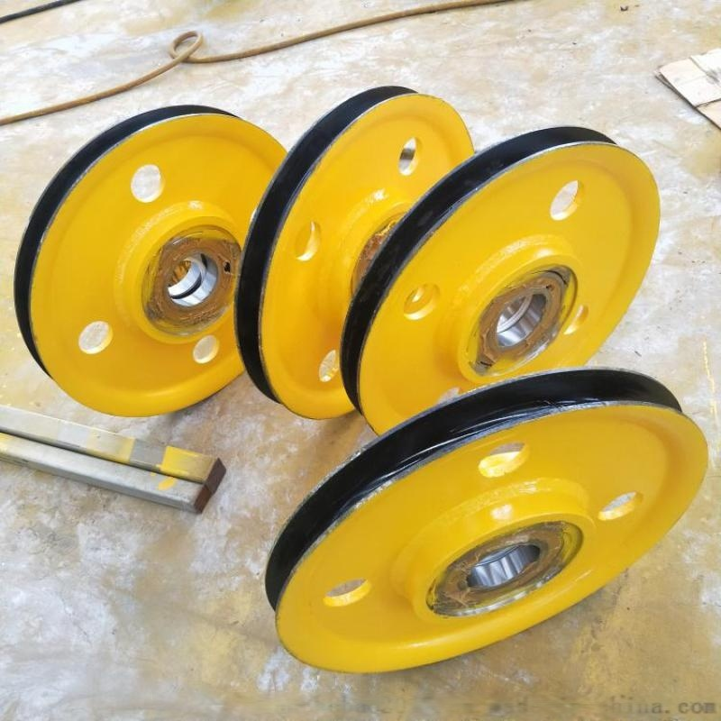 機械配件 5噸起重機用滑輪組 天車滑輪組 定滑輪