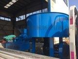 建业机械2000型强制式轮碾搅拌机