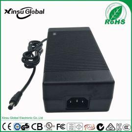 12V10A电源 XSG12010000 美规FCC UL认证 VI能效 xinsuglobal 12V10A电源适配器