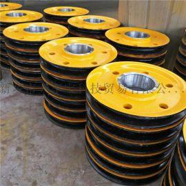 50t起重滑輪組 導向雙滑輪組 吊鉤滑輪組