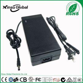 58.4V3A铁锂电池充电器 xinsuglobal 中规CCC认证 XSG5843000 58.4V3A磷酸铁锂电池充电器