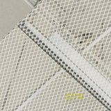 菱形孔吊顶铝板网 河北德宝隆铝板网 天花铝板网