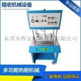 广东**厂家现货供应热熔机械 热压机 恒温热压机