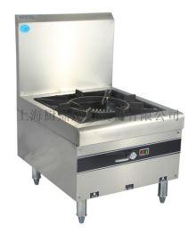 酒店厨房设备商用厨房设备单头韩式燃气低汤炉
