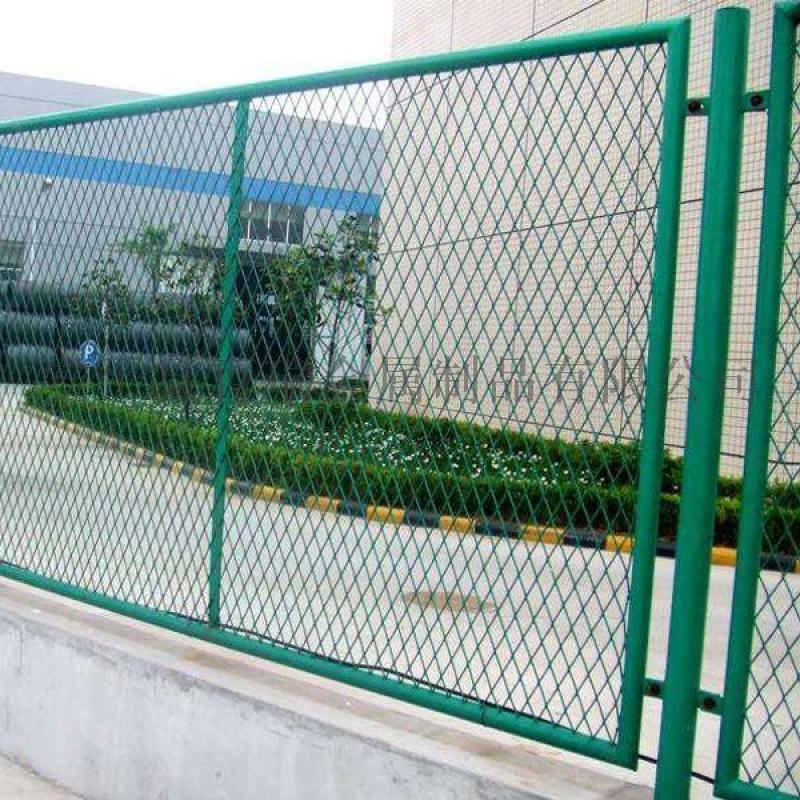 公路护栏-防锈铁丝围栏-热镀锌钢板网围栏