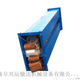 建筑工地用斗式上料机密封 粮食斗式输送机