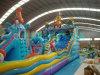 新疆充气滑梯厂家贝斯特定做宝宝最爱的充气玩具