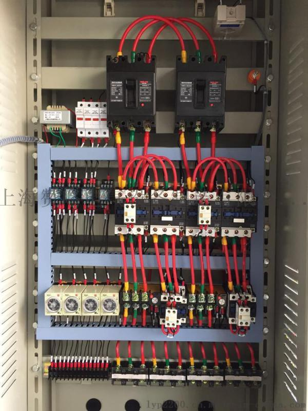 智能语音水泵控制柜喷淋泵消火栓泵控制箱一用一备55kw带双电源