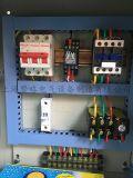 户外防雨型配电箱一控一浮球控制压力表控制消防控制箱380V3kw