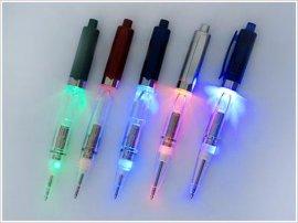 带灯金属笔(HD-9040)