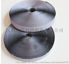 供应黑白色强力背胶魔术贴 带胶魔术贴 可冲型可切片