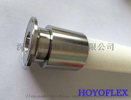 鸿源HOYOFLEX卫生级单层编织硅胶管