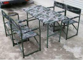 陕西 军绿色折叠桌