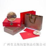義統包裝自家茶通用版餅裝禮盒包裝定製廠家
