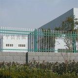 学校外墙铁艺栅栏@现货锌钢院墙护栏@锌钢护栏供应
