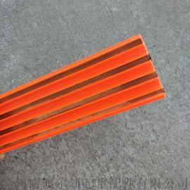 销售起重机安全无接缝滑触线  滑触线厂家